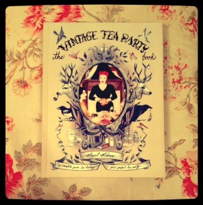 Vintage Tea Party Book