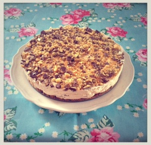 Honeycomb Cheesecake 2