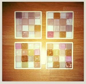 Mosaic Coaster 3