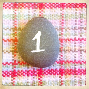 Write numbers onto smaller pebbles to use as place settings or to label tables at a wedding breakfast - this works especially well with a coastal theme.