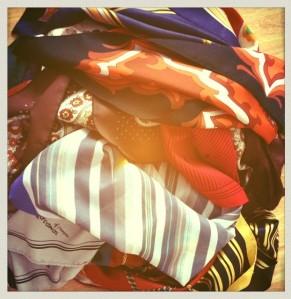 Silk Scarves 3