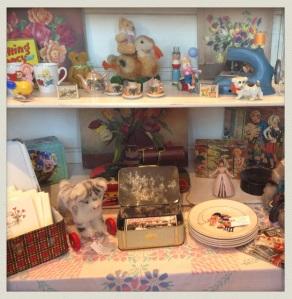 Vintage Children's Stall